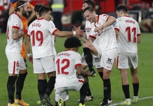 جام حذفی اسپانیا، سویا با غلبه بر والنسیا به مرحله یک چهارم نهایی رسید