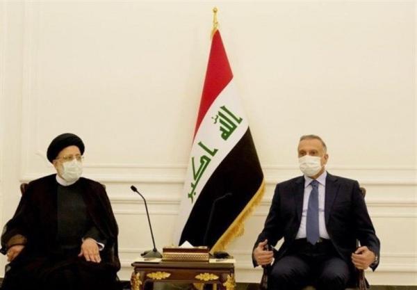 ملاقات و گفت وگوی نخست وزیر عراق و رئیس قوه قضائیه ایران در بغداد