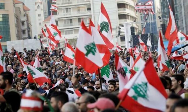 ادامه اعتراضات در لبنان و کوشش رئیس مجلس برای تشکیل دولت خبرنگاران