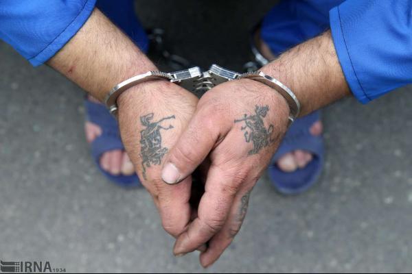 خبرنگاران قاتل جوان 22 ساله شیروانی در خراسان شمالی دستگیر شد