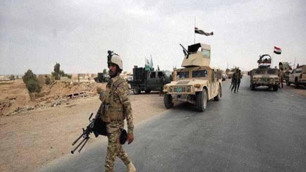 عملیات گسترده حشدالشعبی علیه داعش در صلاح الدین خبرنگاران