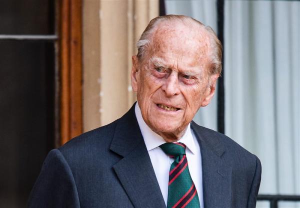 مرگ همسر ملکه انگلیس در 99 سالگی