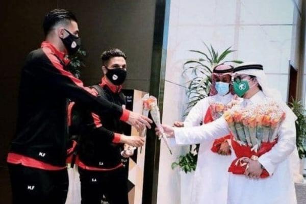 دیپلماسی شاخه گل عربستان؟