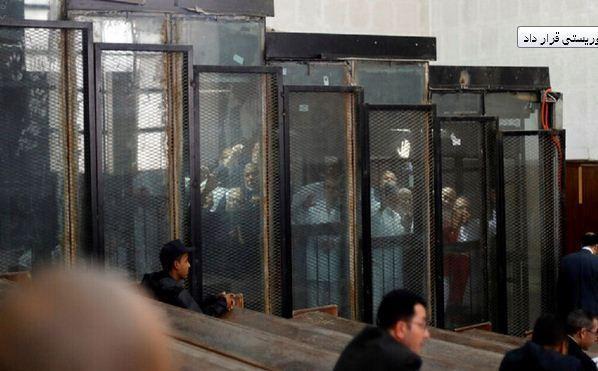 103 نفر دیگر از اعضای اخوان المسلمین در فهرست تروریستی قرار گرفتند