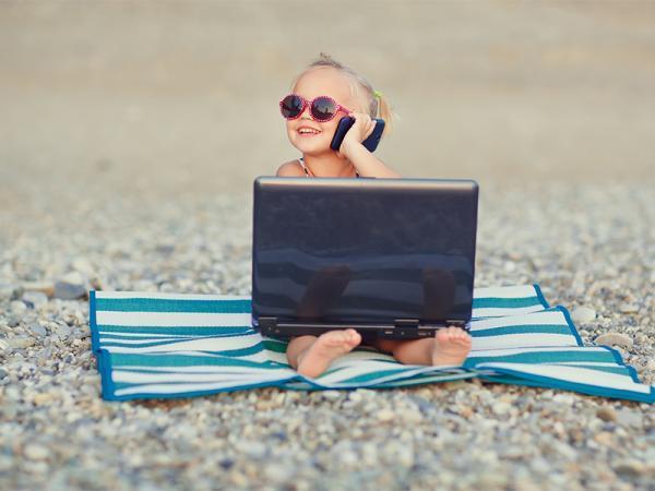 در روزهای کرونایی بچه ها را به سفر مجازی ببرید!