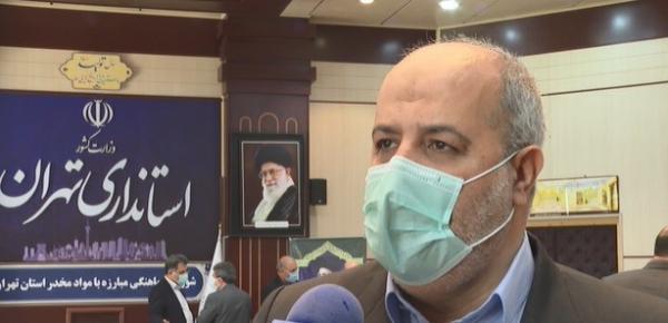 بیش از 65 درصد معتادان متجاهر کشور در استان تهران هستند