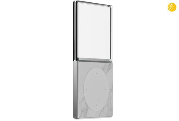 طراحی عجیب گوشی نو ویوو با الهام از آی پاد اپل